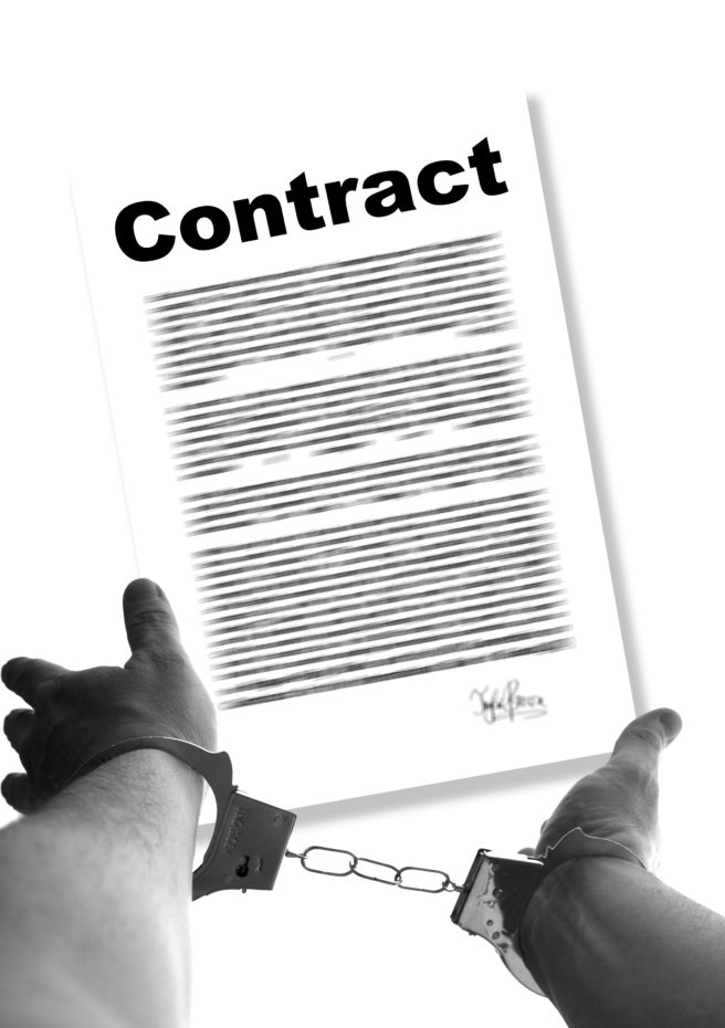 Consumer contract